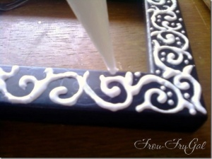 Specialty Carved Frame