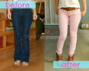 Upcycle Unwanted Jeans