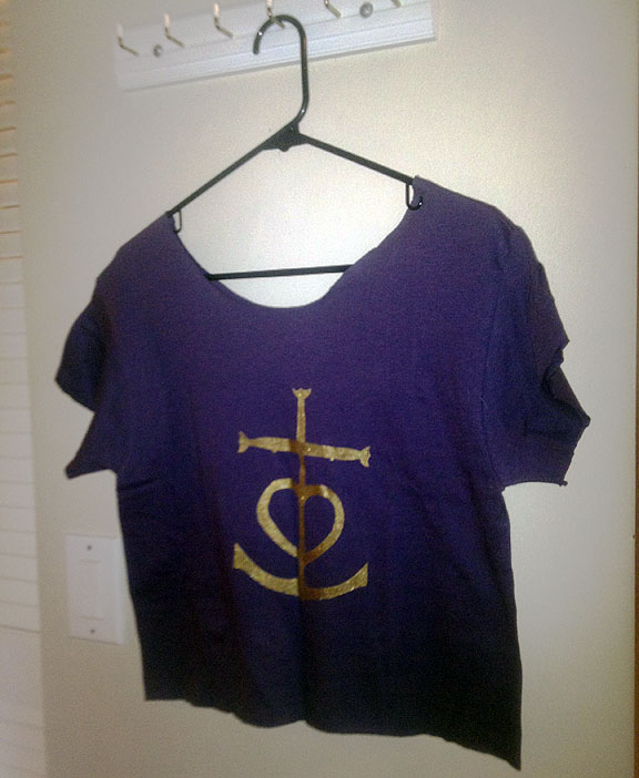 Anchor Shirt