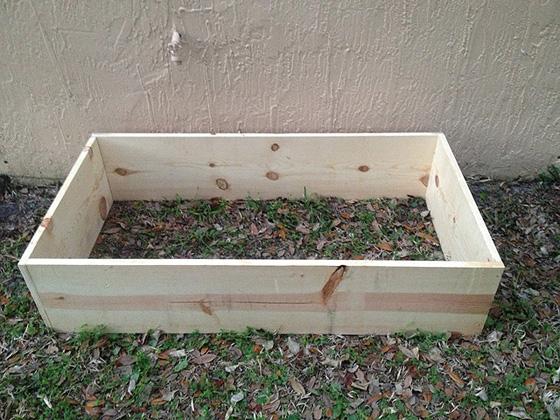 Garden - Box Sized