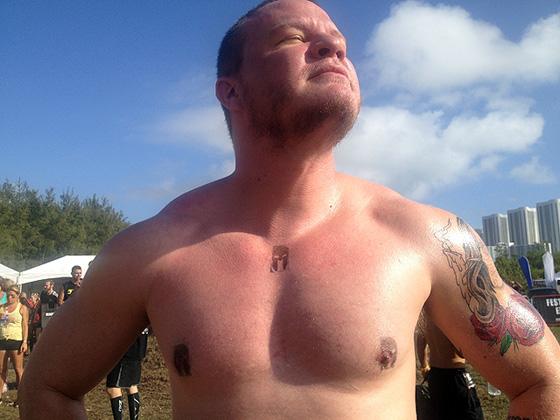 Spartan Nipples Sized