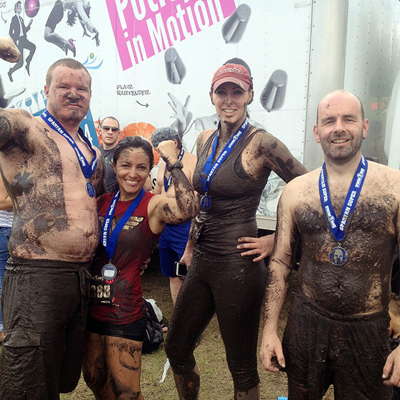 Spartan Race After Sized