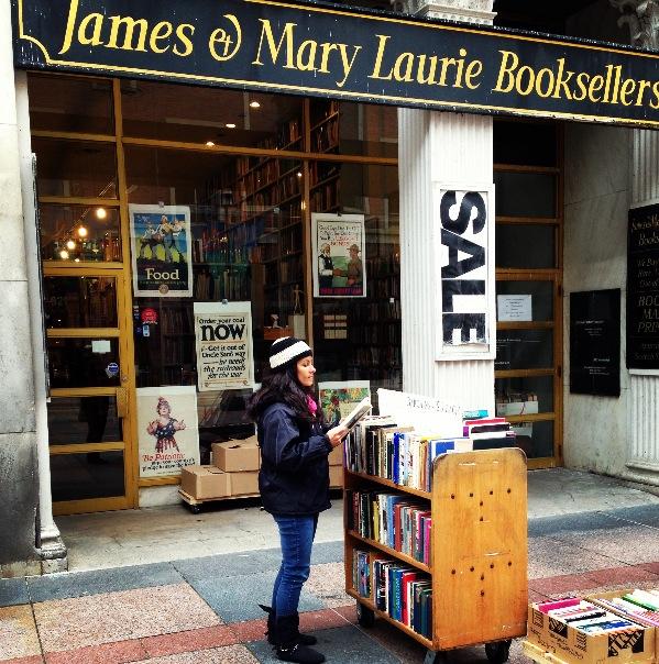 Bookstore Outside