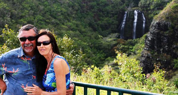 South Drive Nana & Papa Waterfall