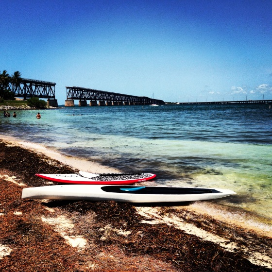 Bahia Honda Bridge & Boards