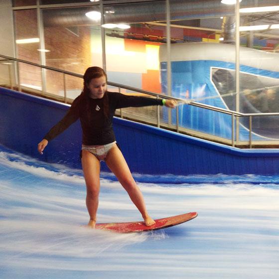D Surfing