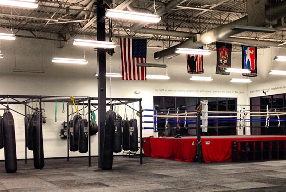 We joined a new gym where I get to do awesome classes like MMA, boxing, conditioning, kickboxing and ninjitsu (ninja training)