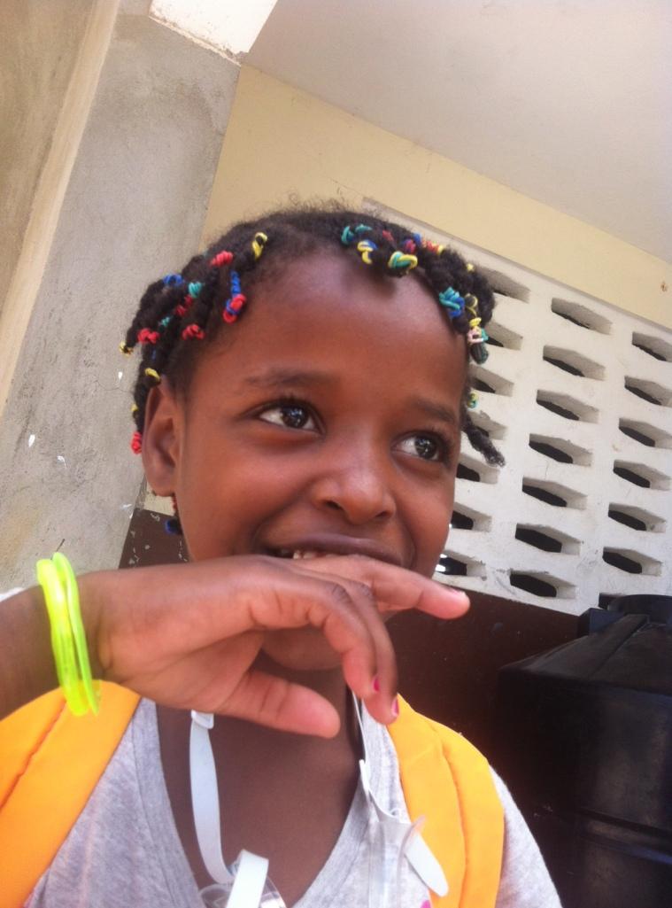Haiti mission-Weslove