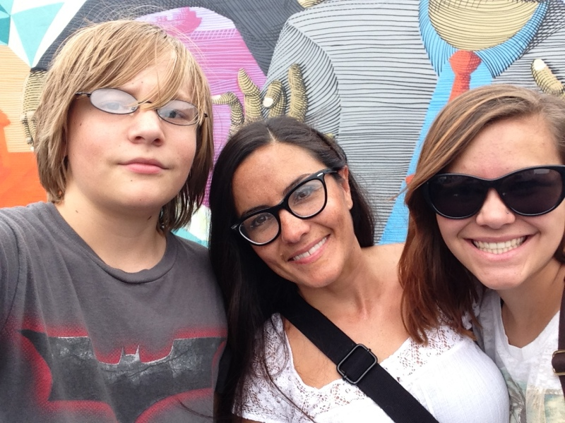 Miami-Fam in Wynwood