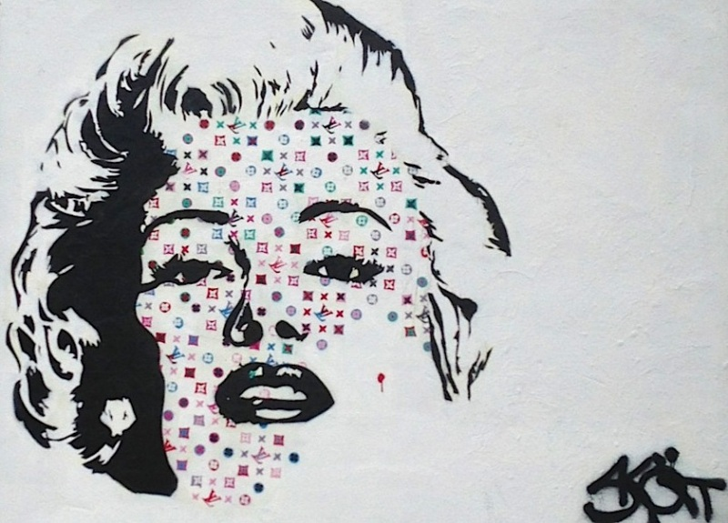 Miami-Marilyn Art
