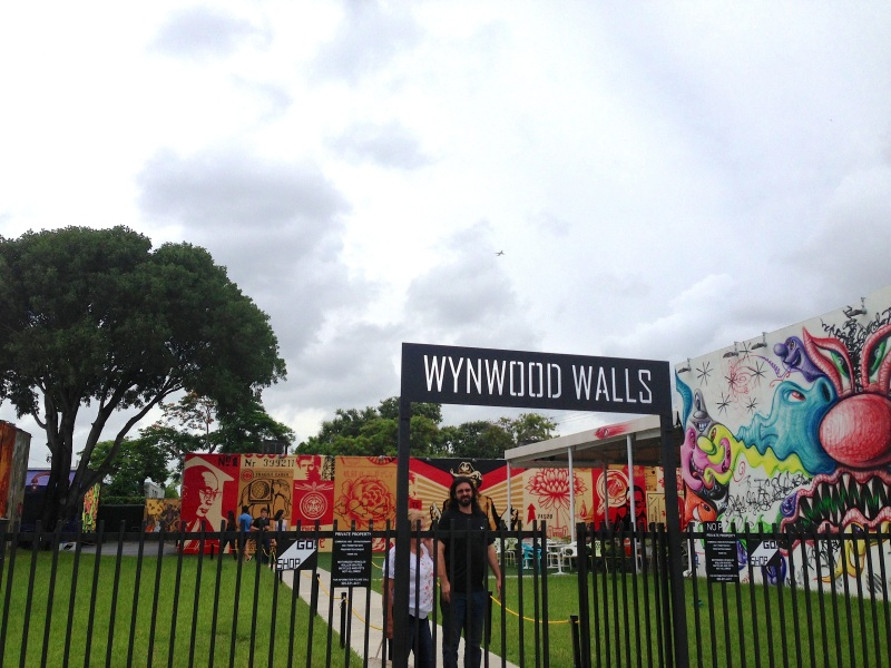 Miami-Wynwood Walls