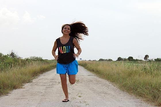 Nell Running 9 560