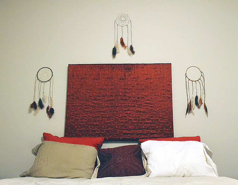 Dreamcatcher Wall Hanging
