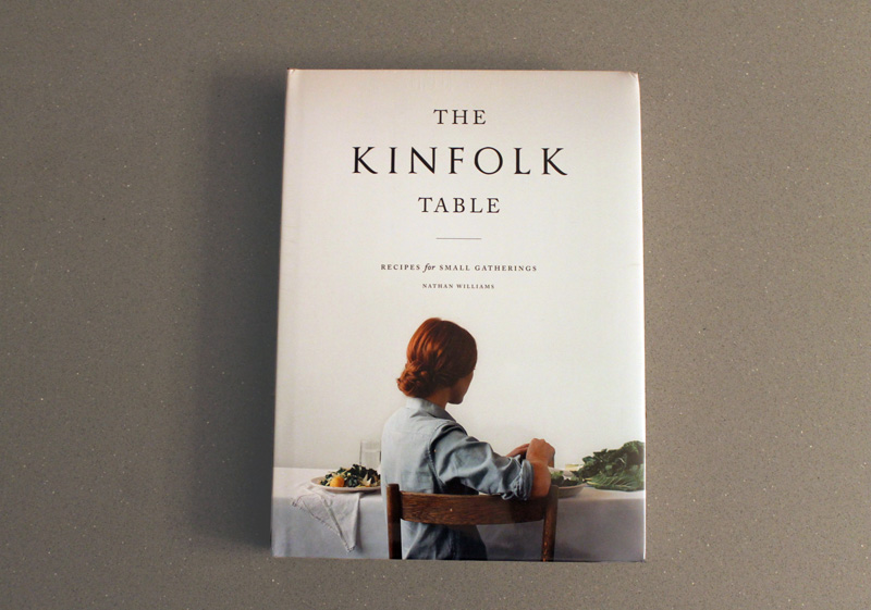 Kinfolk Cookbook Cover