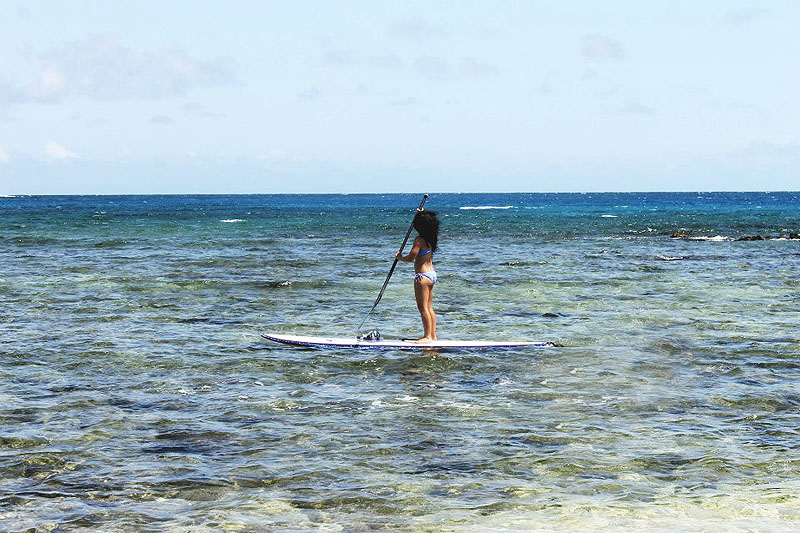 Paddleboarding for Exercise