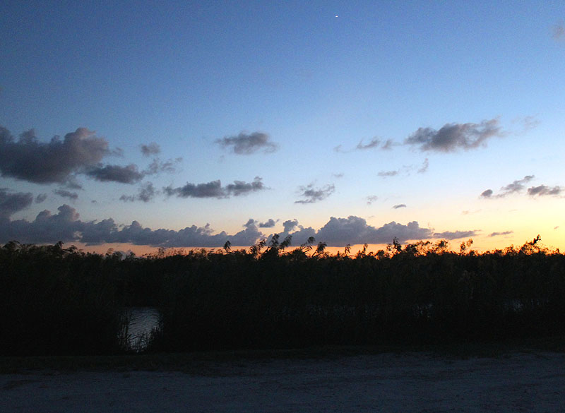 Sunset Over the Glades Photography