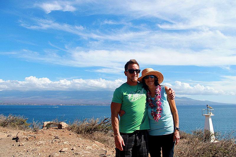 Maui Island Mountain View