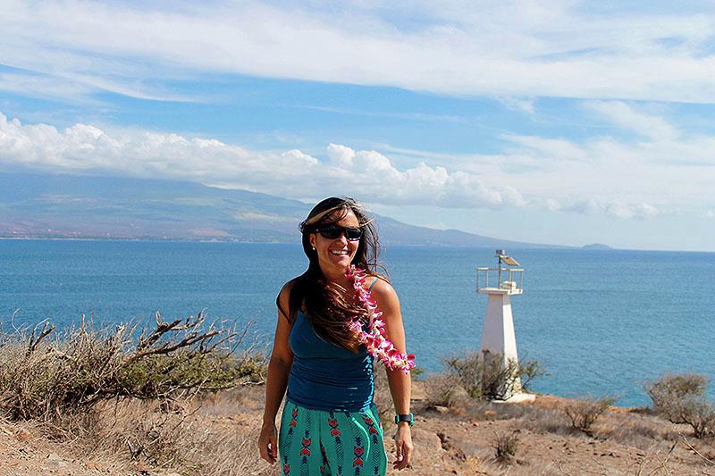 Maui Mountain Island View