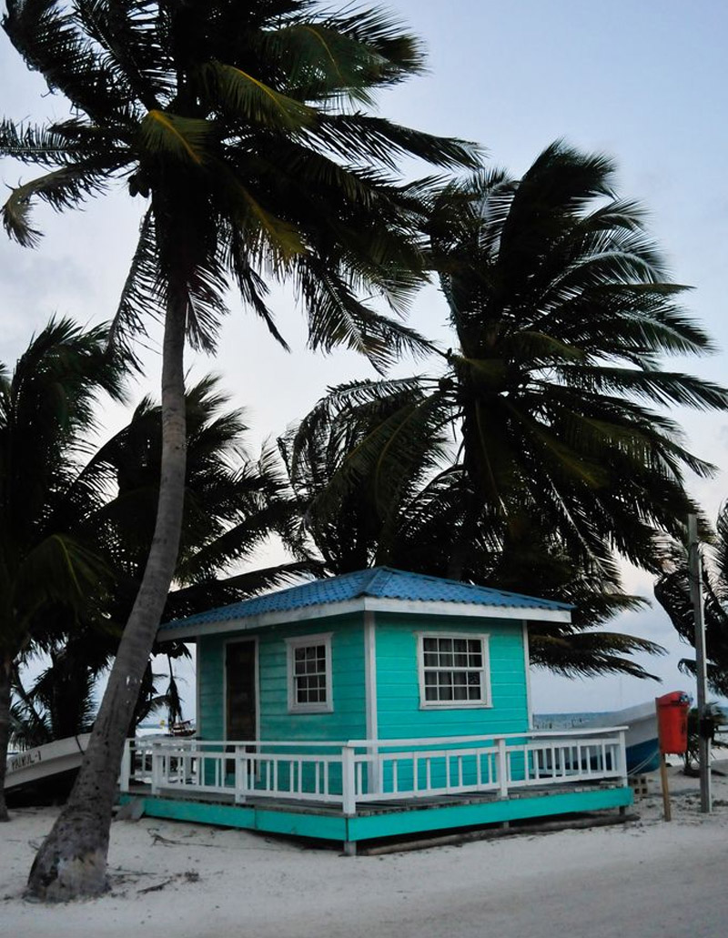 Turquoise Beach Shack