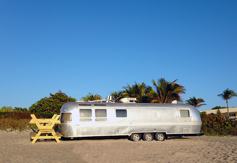 Airstream at Deerfield