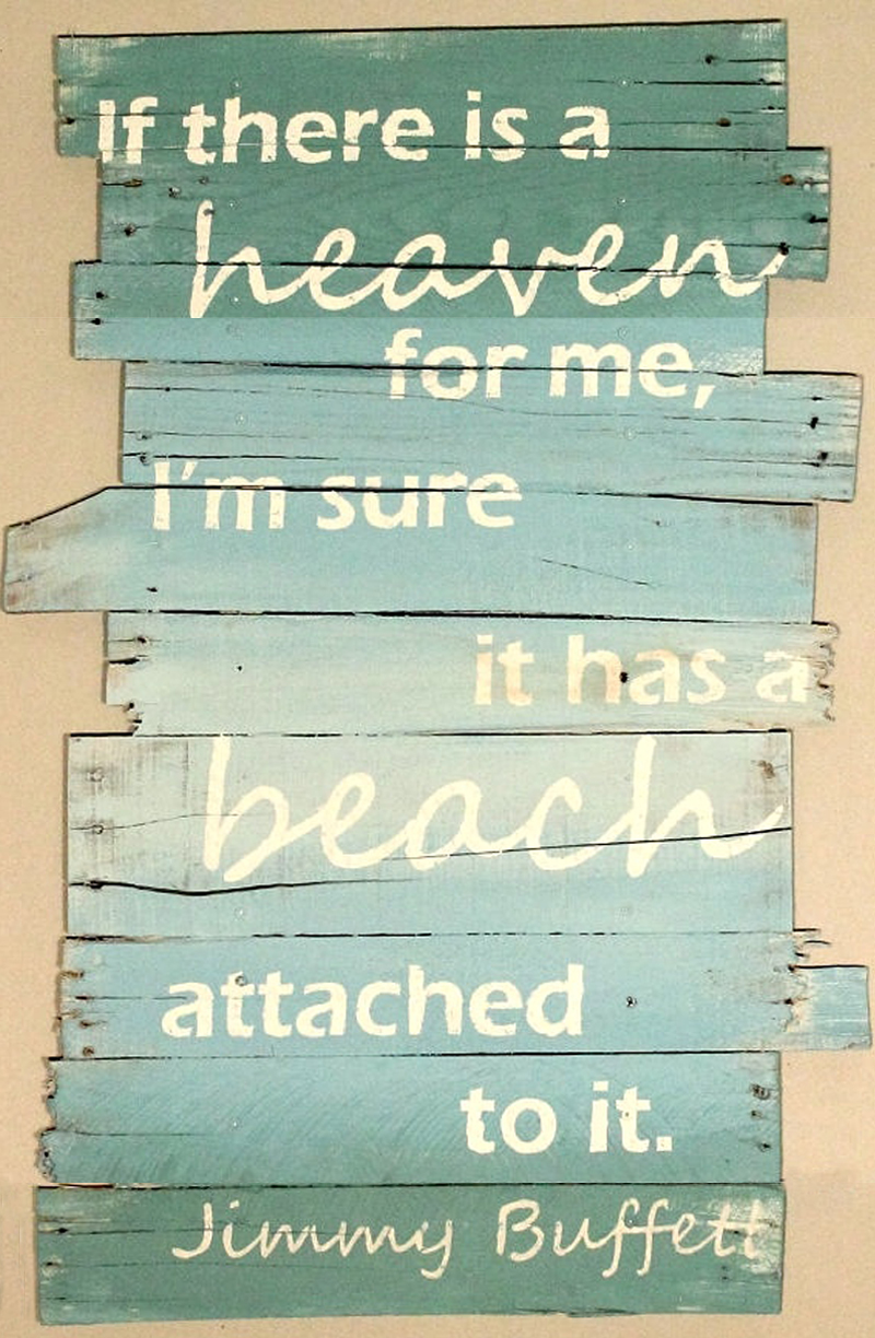 Jimmy Buffet Beach Quote