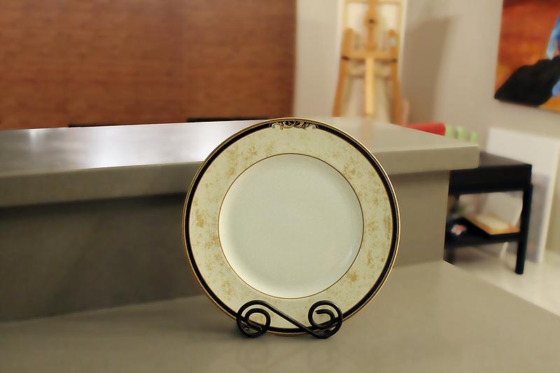 Wedding Plate 800