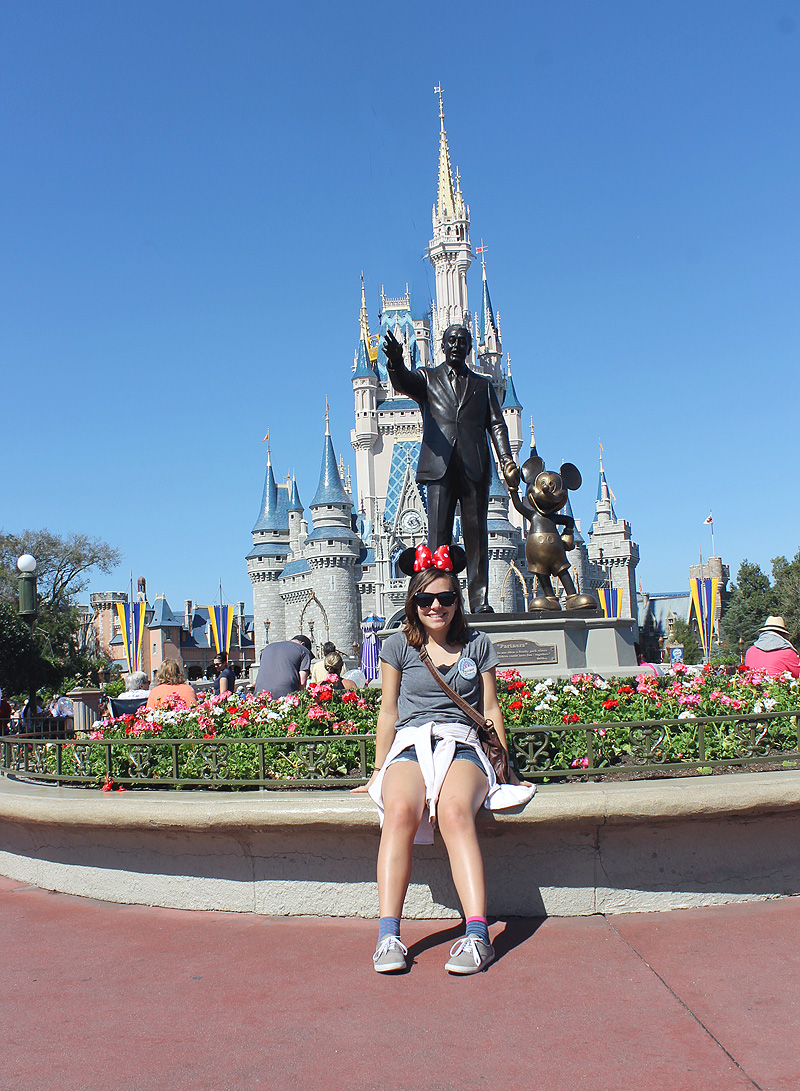 D at Cinderellas Castle