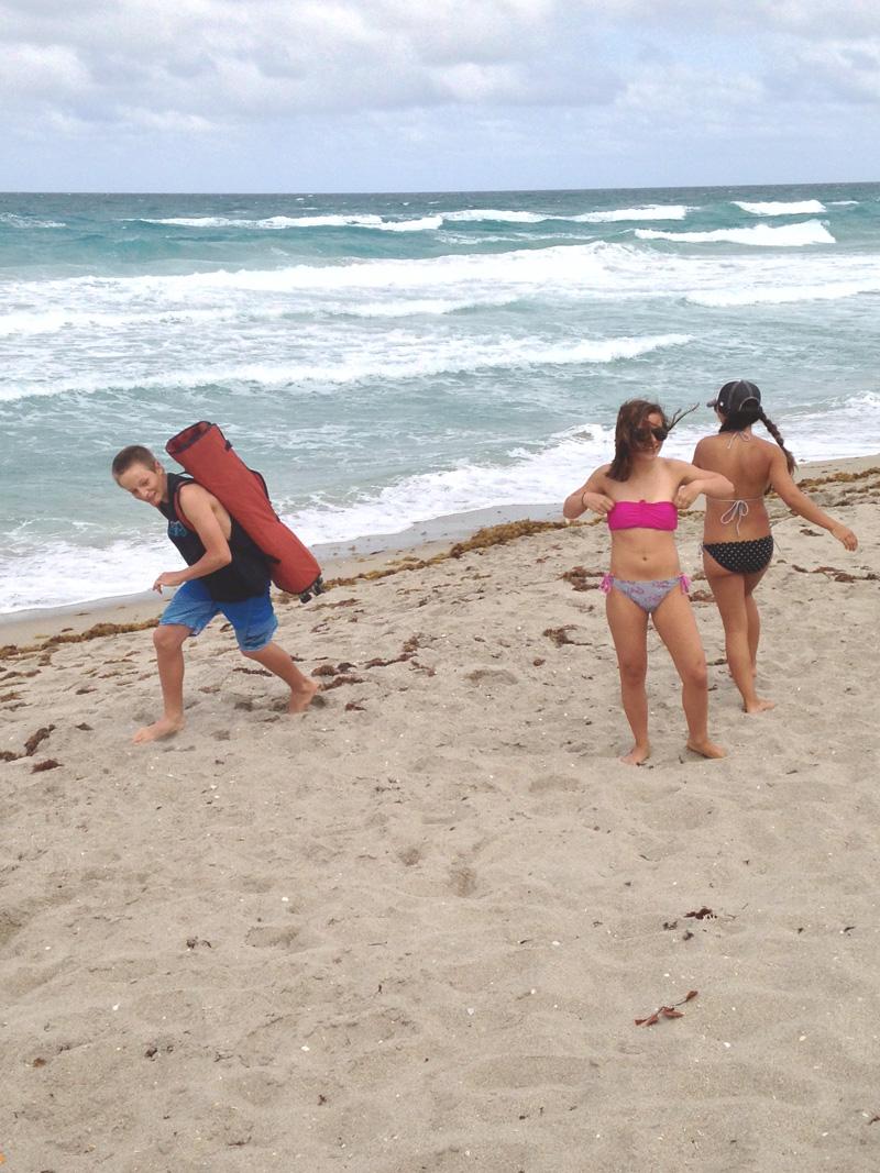 Beach Chasing