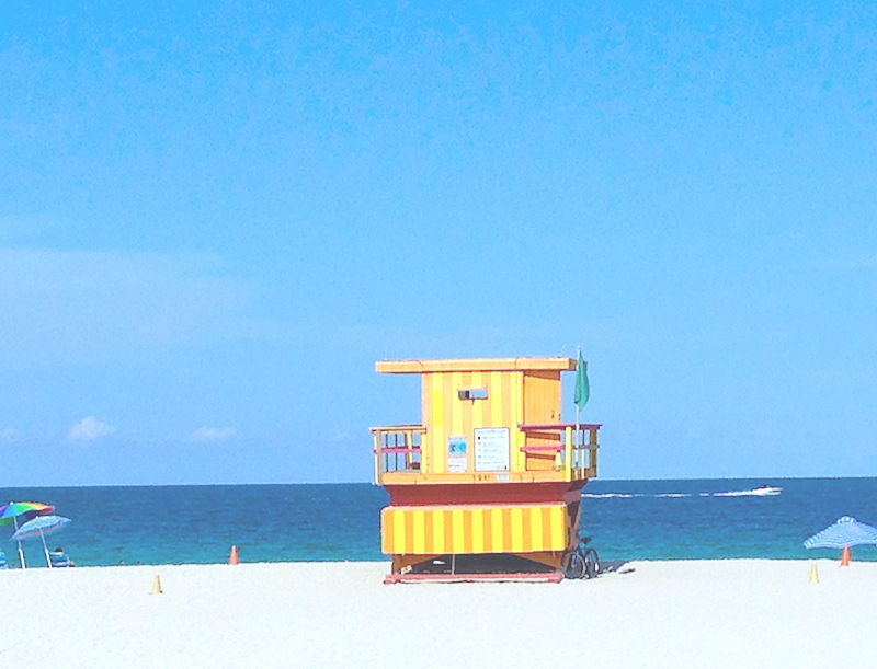 south beach lifeguard