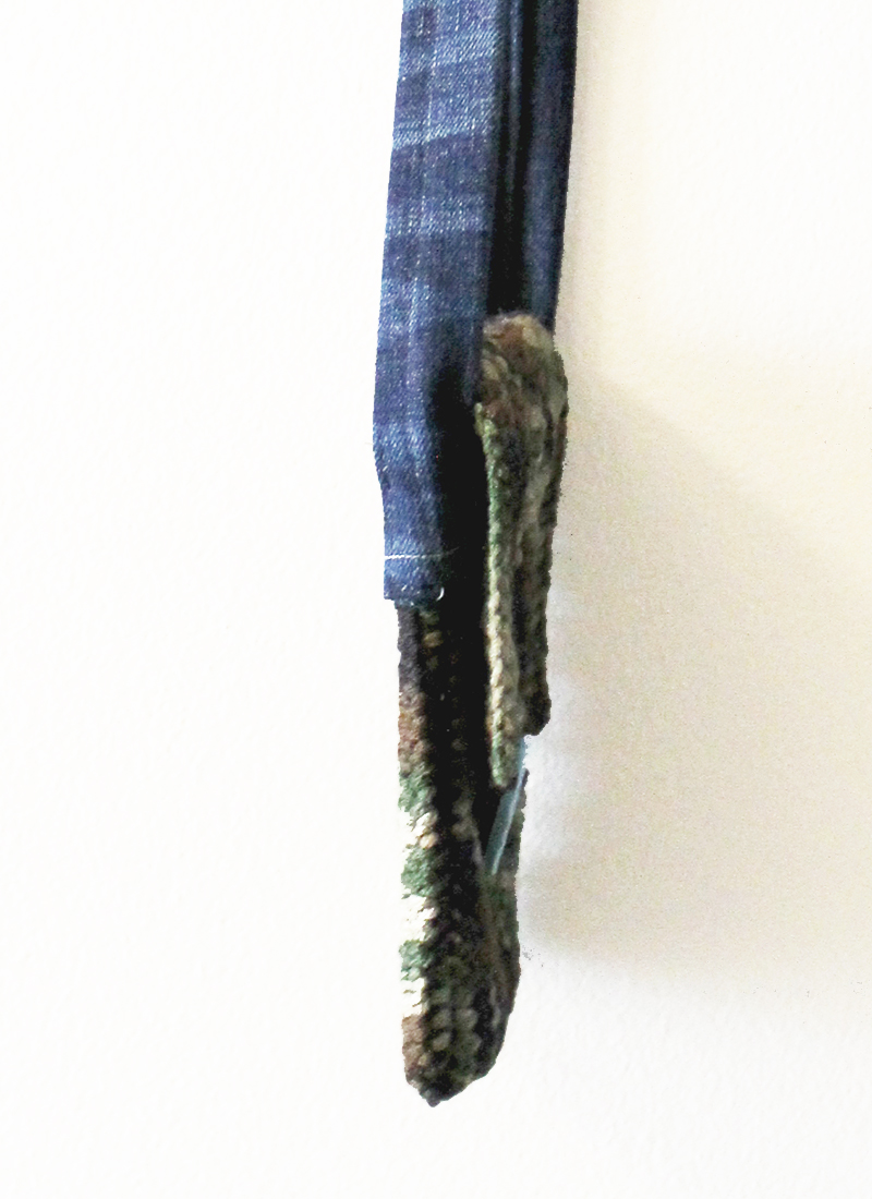 Camo & Denim Side View