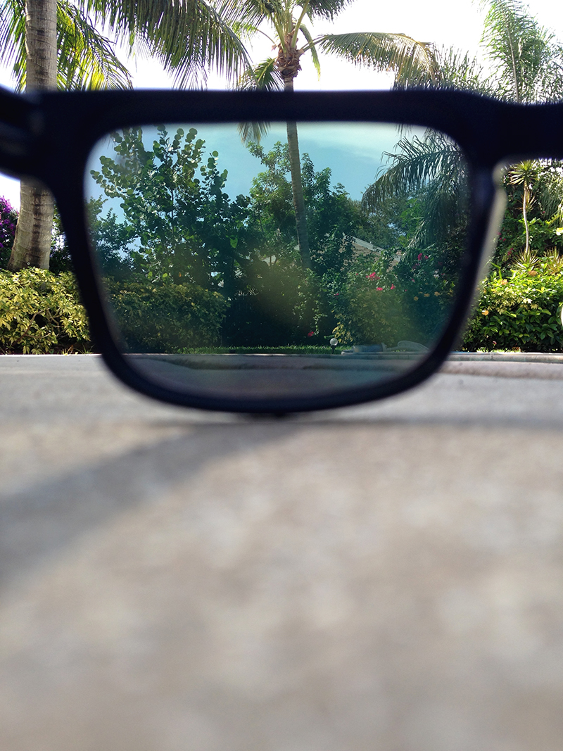 Sunglasses View