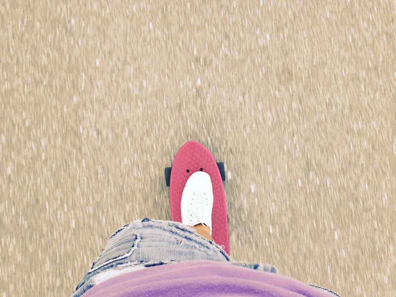 Skateboarding Pic2