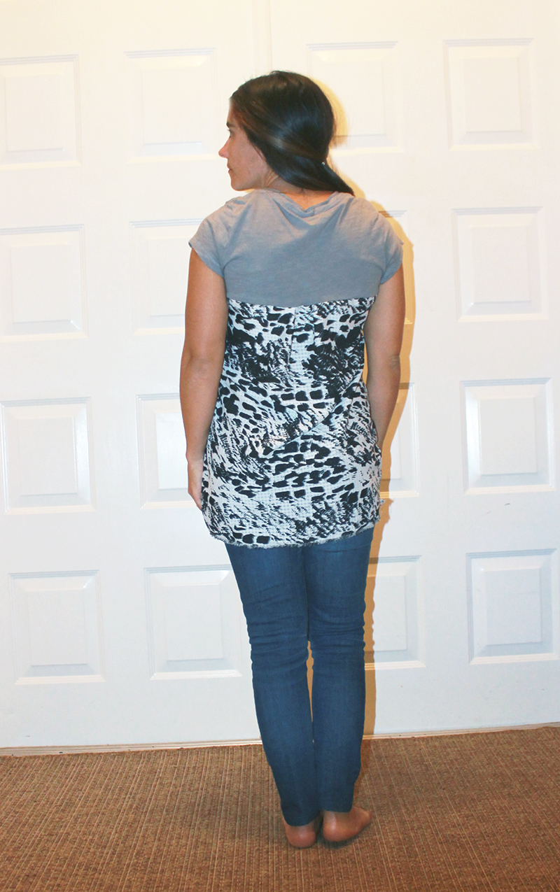 Anthropologie Shirt Back