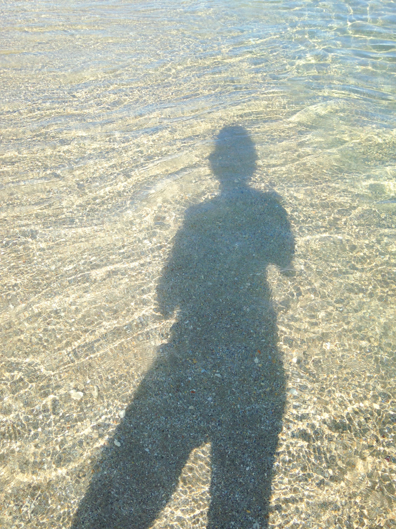 Shadow in the Water