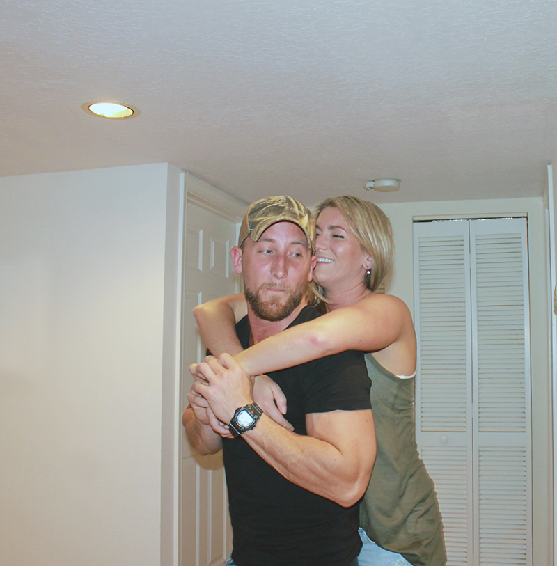 Earl and JoAnna