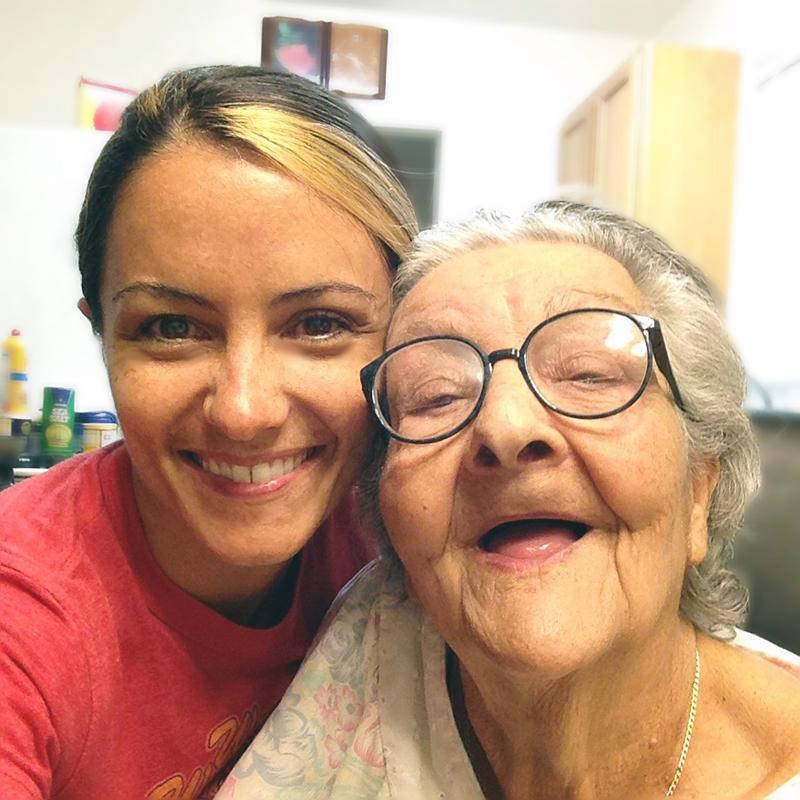 Nell & Granny