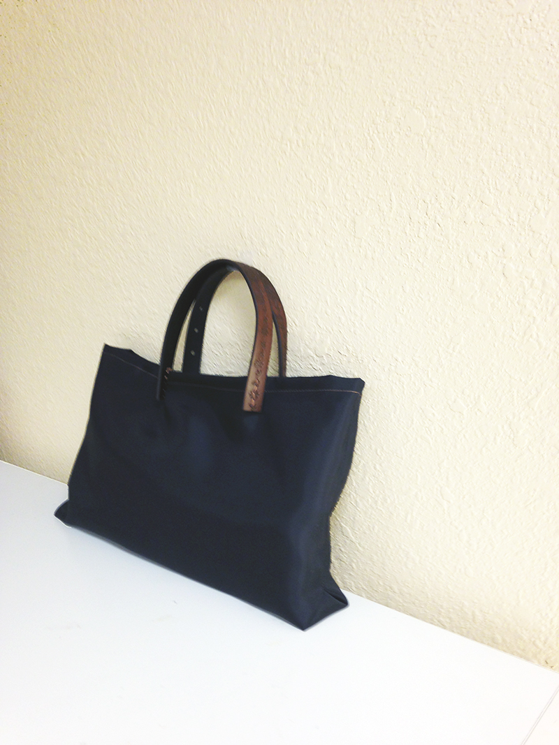 Longchamp Copy Side View 2