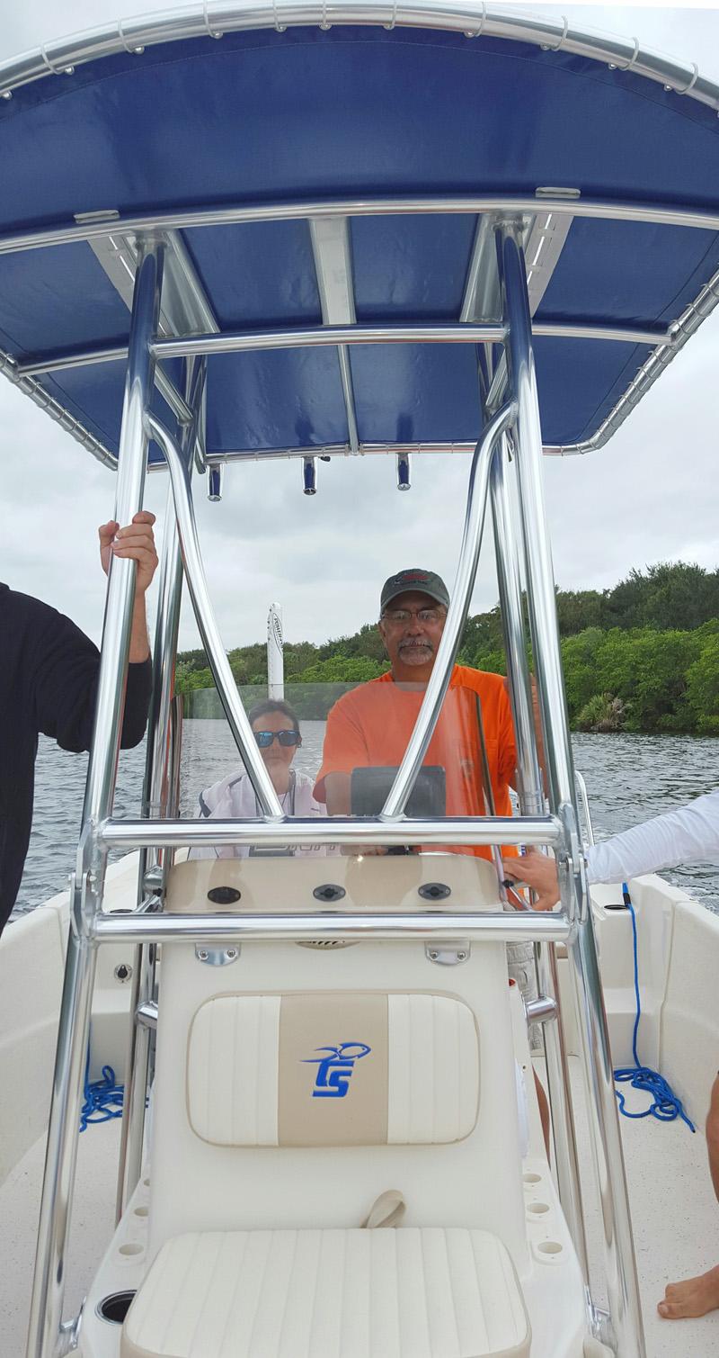 Boat - Papa