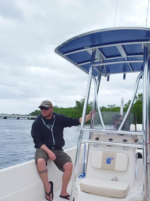 Boat - Steve