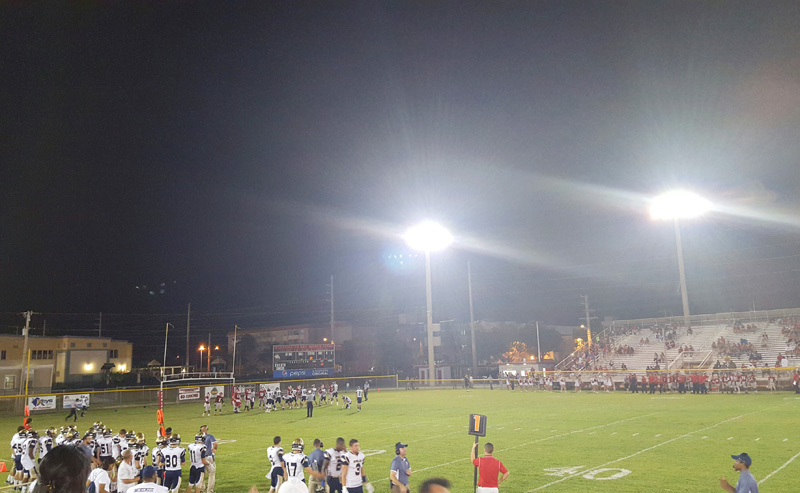 Key West Football Game