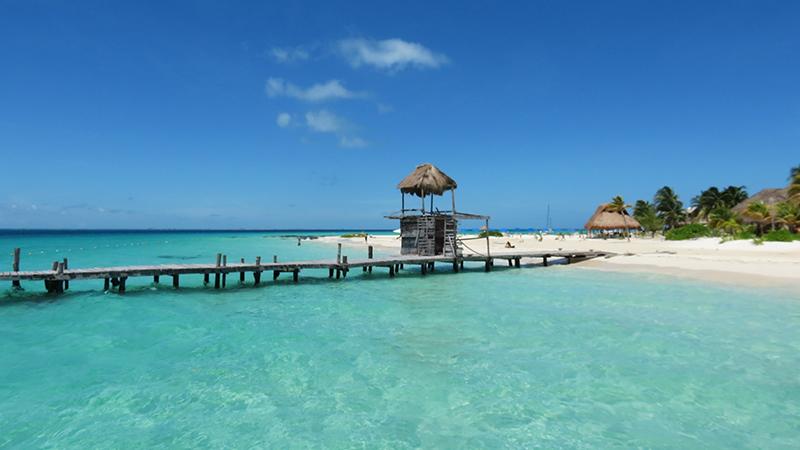 Isla Mujeres Pier