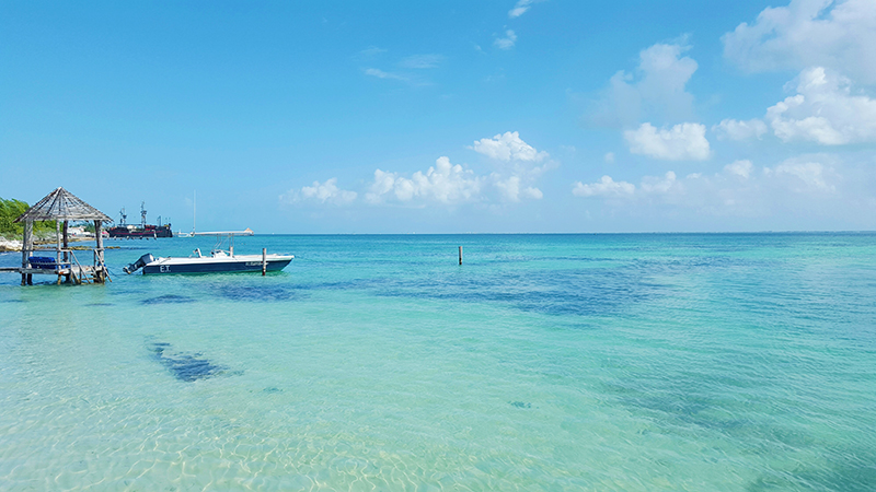 Boat Gazebo Caribbean Small