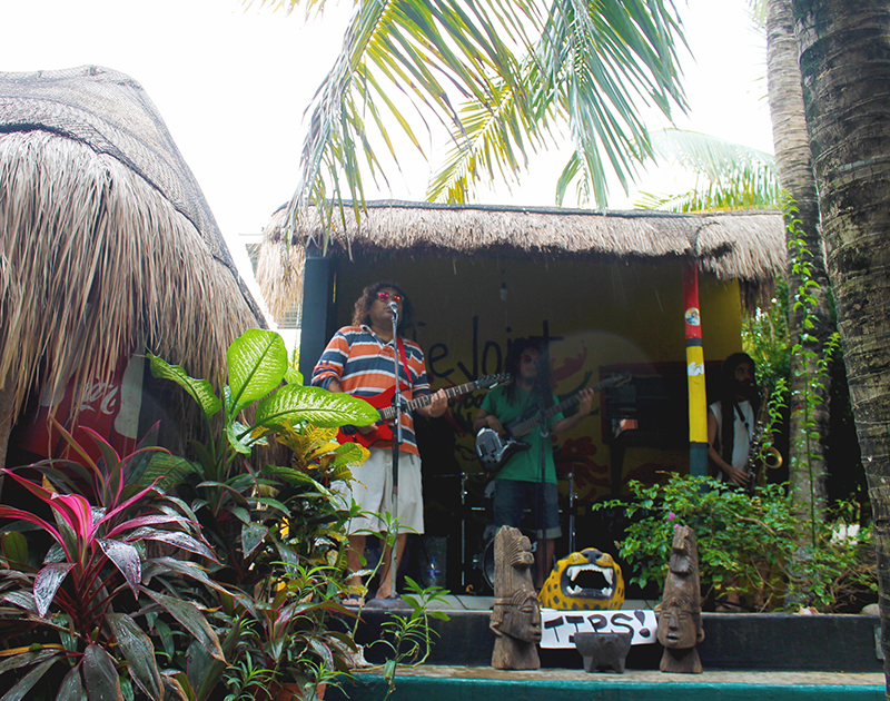 Reggae Band Small