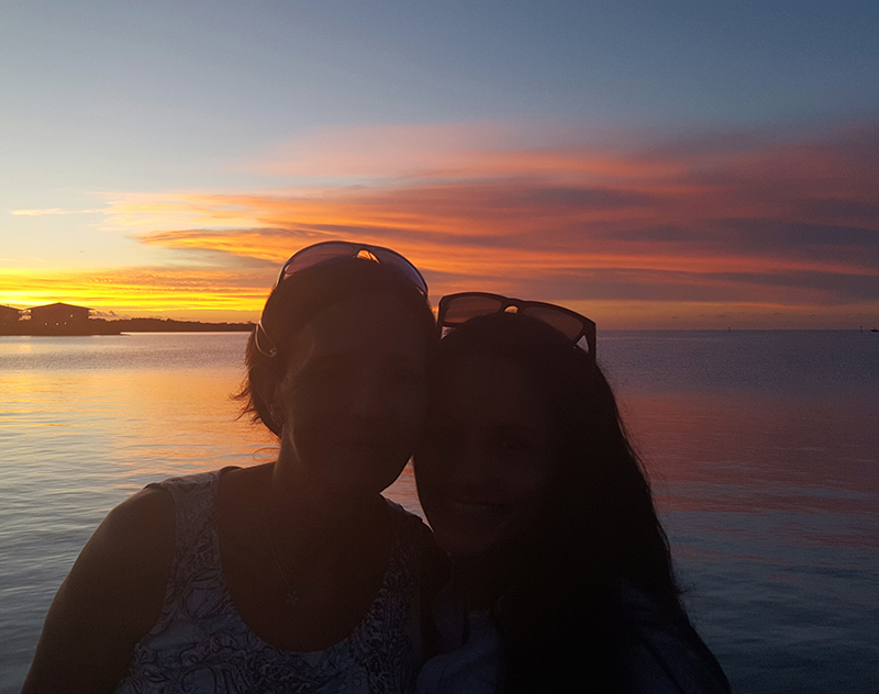 sunset-nell-and-nana